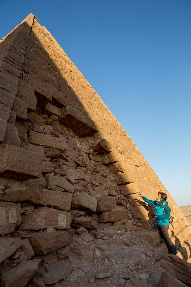 Pirámide Nuri Sudan
