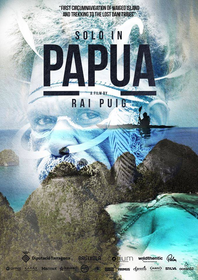 Documental Rai Puig Solo in papua