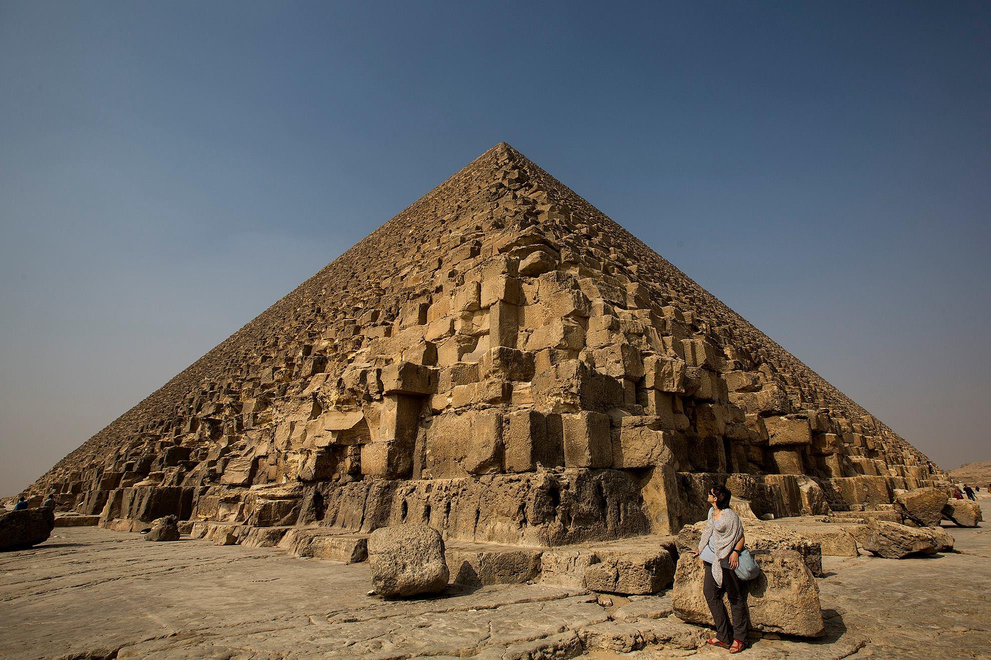 Keops's piràmide